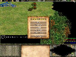 Screenshot ze hry Age of Empires 2.